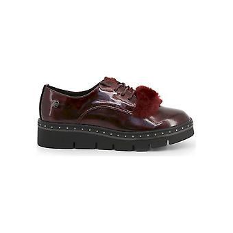 Xti - Kengät - Pitsi-up kengät - 48392_BURGUNDY - NAISET - Darkred - EU 37