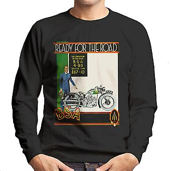 BSA Ready For The Road Men's Sweatshirt