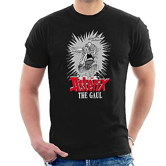 Asterix The Gaul Drinking Men's T-Shirt
