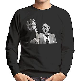 Sweatshirt Eric Morecambe masculine