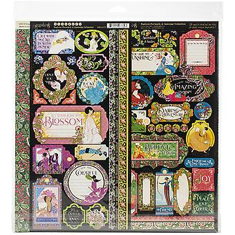 Grafiikka 45 Fashion Forward 12x12 Inch Collection Pack