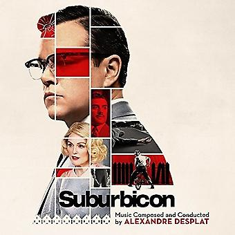 Desplat*Alexandre - Suburbicon: Music Composed & Conducted by [CD] USA import