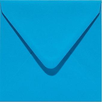 Papicolor 6X Envelope 140X140mm Bleu Ciel