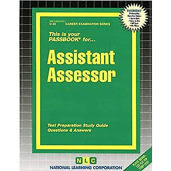 Assistant Assesseur: Passbooks Study Guide (Career Examination)