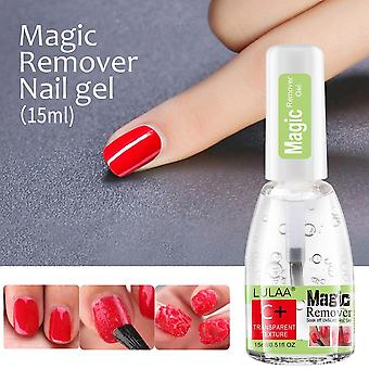 Gel Polish Remover, Nails Semi Permanent Uv Varnish Gel Remover