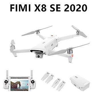 Fimi X8 Se  - 8km Fpv With 3-axis Gimbal, 4k Camera, Hdr Video, Gps Flight Time
