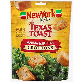 New York Texas Toast Garlic and Butter Flavored Croutons