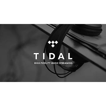 1 Year Warranty For Tidal Premium Subscription Works on H96 PC Smart TV Set Top Box Android IOS Tablet PC