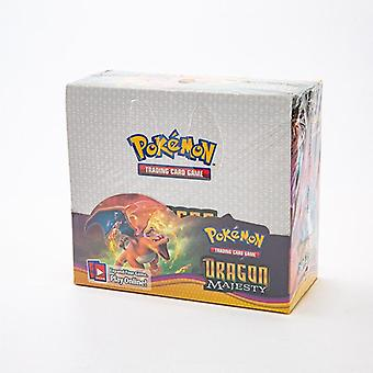 324pcs/box Newest Pokemon Cards Sun & Moon Sword & Shield English Trading Card Game Evolutions Booster Collectible Card Toy