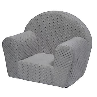 Luxury high chair toddler grey