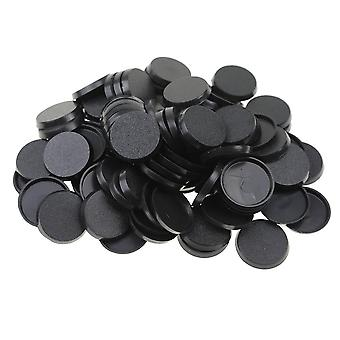 32mm Plastic Round Bases For Table Games