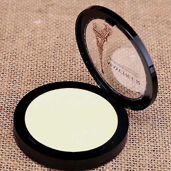 Natural Foundation Shimmer Concealer Brighten Dark Skin Face Powder- Contour