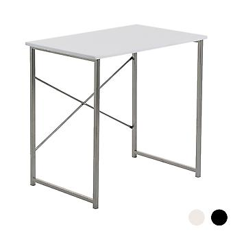 Harbour Housewares Computer, Laptop Wooden Desk - White