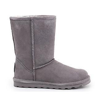 ベアポーエルショート1962WGRAYFOG051ユニバーサル冬の女性の靴