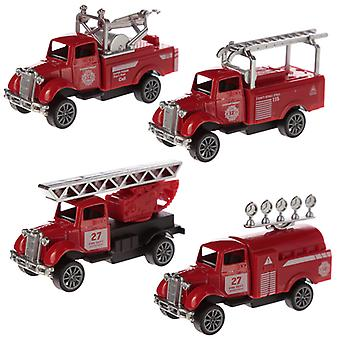Fun Kids Diecast Fire Engine X 1 Pack