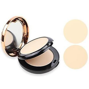 Beauty Glazed Full Coverage Long Lasting Makeup - Face Powder Compact Pressed
