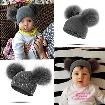 Baby Warm Winter Wool Hat