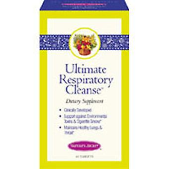 Nature's Secret Respiratory Support & Defense, 60 Tabs