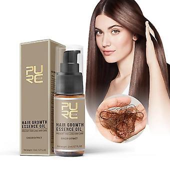 Nopea hiusten kasvu essence öljy, hiustenlähtö hoito auttaa