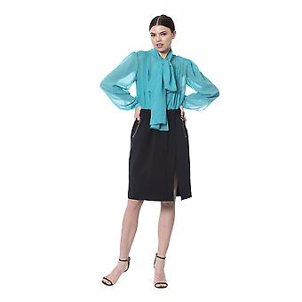 Silvian Heach Women's Green Shirt