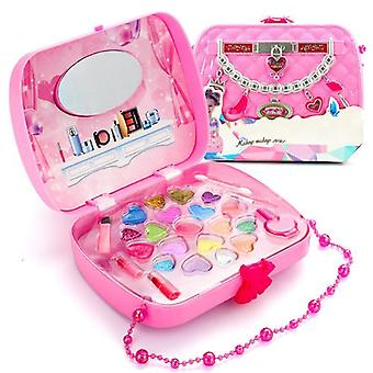 Baby Make Up Set, Pretend Play Cosmetische Tas, Kit Pretend Play (b)