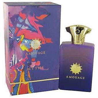 Amouage mýty Amouage Eau de parfum Spray 3,4 oz (muži) V728-537644