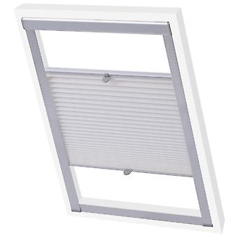 Plissee Folding Store White M08/308