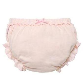 Krásne luk pruhované bavlnené nohavičky