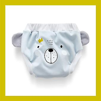 Reusable Potty Toilet Cloth Diaper Washable Diapers Baby Kids Underwear