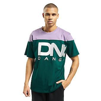 Dangerous Men's T-Shirt Leisure DNGRS Gino Top Brand logo print Round neck Urban