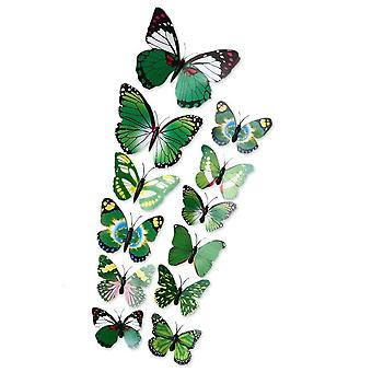 3d Butterfly Diy Wall Stickers