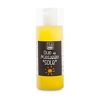 Sun Massage Oil 125 ml of oil