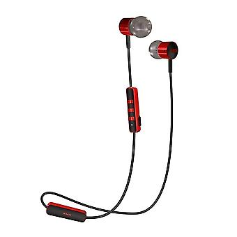 AKG K374BT - In-Ear Bluetooth Earbuds - Red