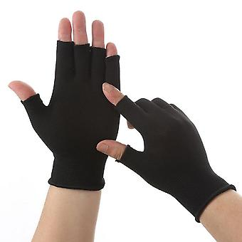 Breathable Anti-skid Gel Touch Screen Gloves, Summer Thin Riding/ Driving/