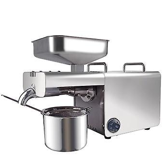 Mini Automatische Öl-Kaltpressmaschine mit Temperaturregelung Ölexpeller