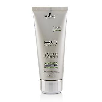 Bc bonacure scalp genesis soothing shampoo (for dry or sensitive scalps) 223769 200ml/6.7oz