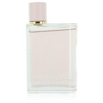 Burberry Her Eau De Parfum Spray (Tester) By Burberry 3.4 oz Eau De Parfum Spray