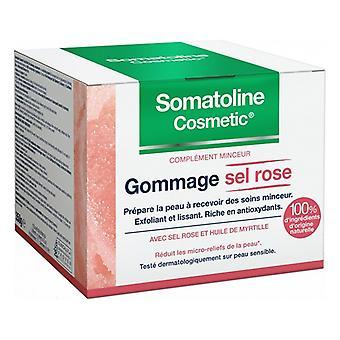 Body Exfoliator Pink Salt Somatoline