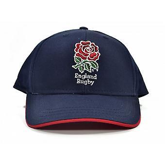 England RFU Official Rose Sandwich Peak Baseball Cap