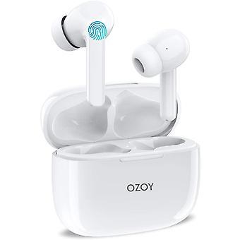 Wireless Earbuds Headphones Bluetooth 5.0 Headphones Noise Canceling IPX6 Waterproof Earphones