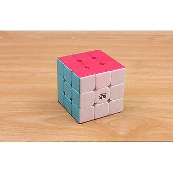 Magic Cube Colorful Stickerless Speed Antistress Learning&educational Puzzle