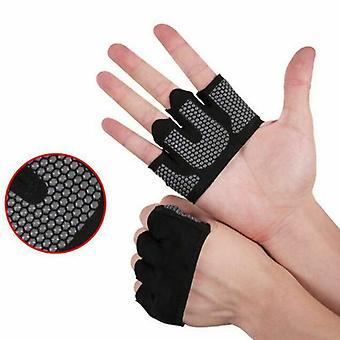 Posilovna Fitness, Půl čtyř prstů, Power Weight Lifting, Ruční protiskluzová, Ochrana