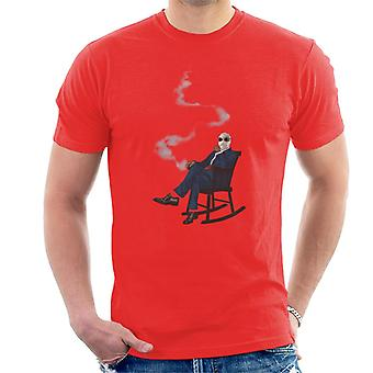 The Invisible Man In Chair Men's T-Shirt