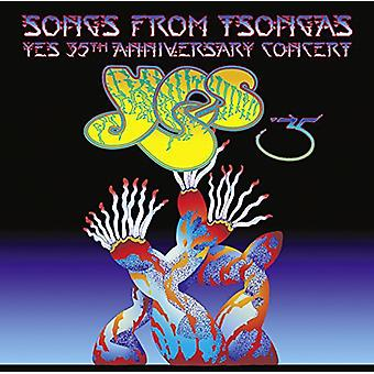 Yes - Songs From Tsongas 35th Anniversary Concert [CD] USA import