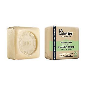 Organic Sweet Almond Soap 100 g