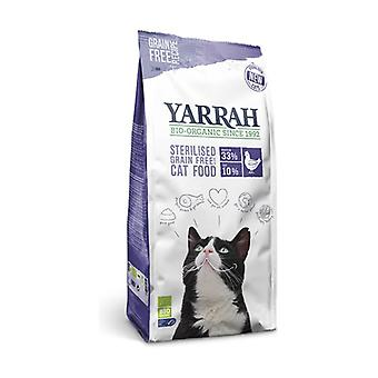 Sterilized grain-free cat food 2 kg