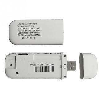 Usb Modem Wireless Broadband Mobile Hotspot Lte 3g/4g Dongle With Sim Slot