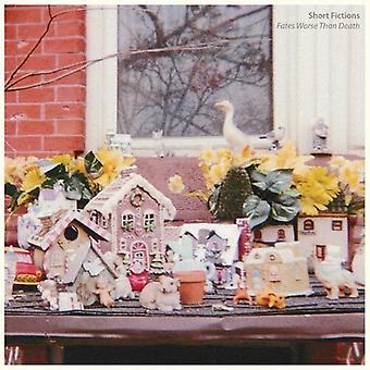 Korte fiksjoner - Skjebner verre enn døden [Vinyl] USA import