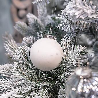 The Noel Collection Speckle Christmas Bauble