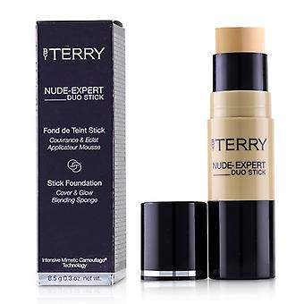 By Terry Nude Expert Duo Stick Foundation - # 7 Vanilla Beige 8.5g/0.3oz